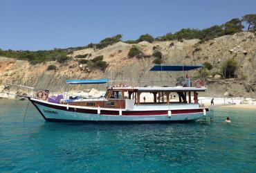 sahbora boat